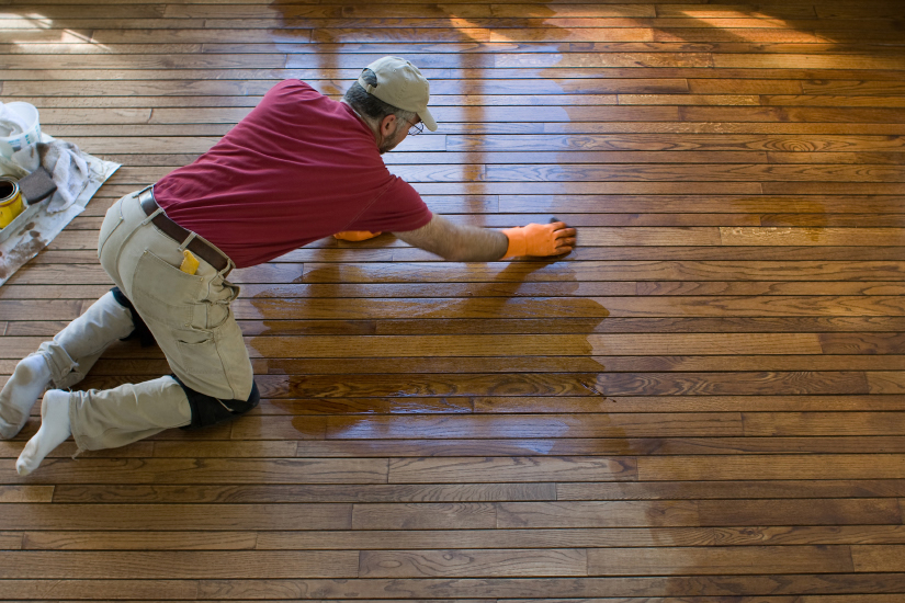 refinish hardwood floors in denver, co