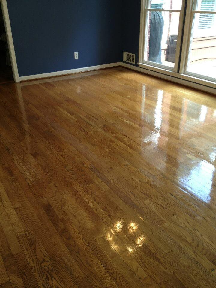 Denver hardwood floor resurfacing