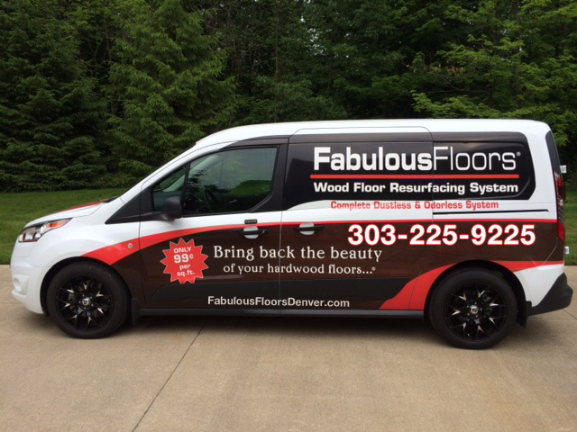 Fabulous Floors Denver Van