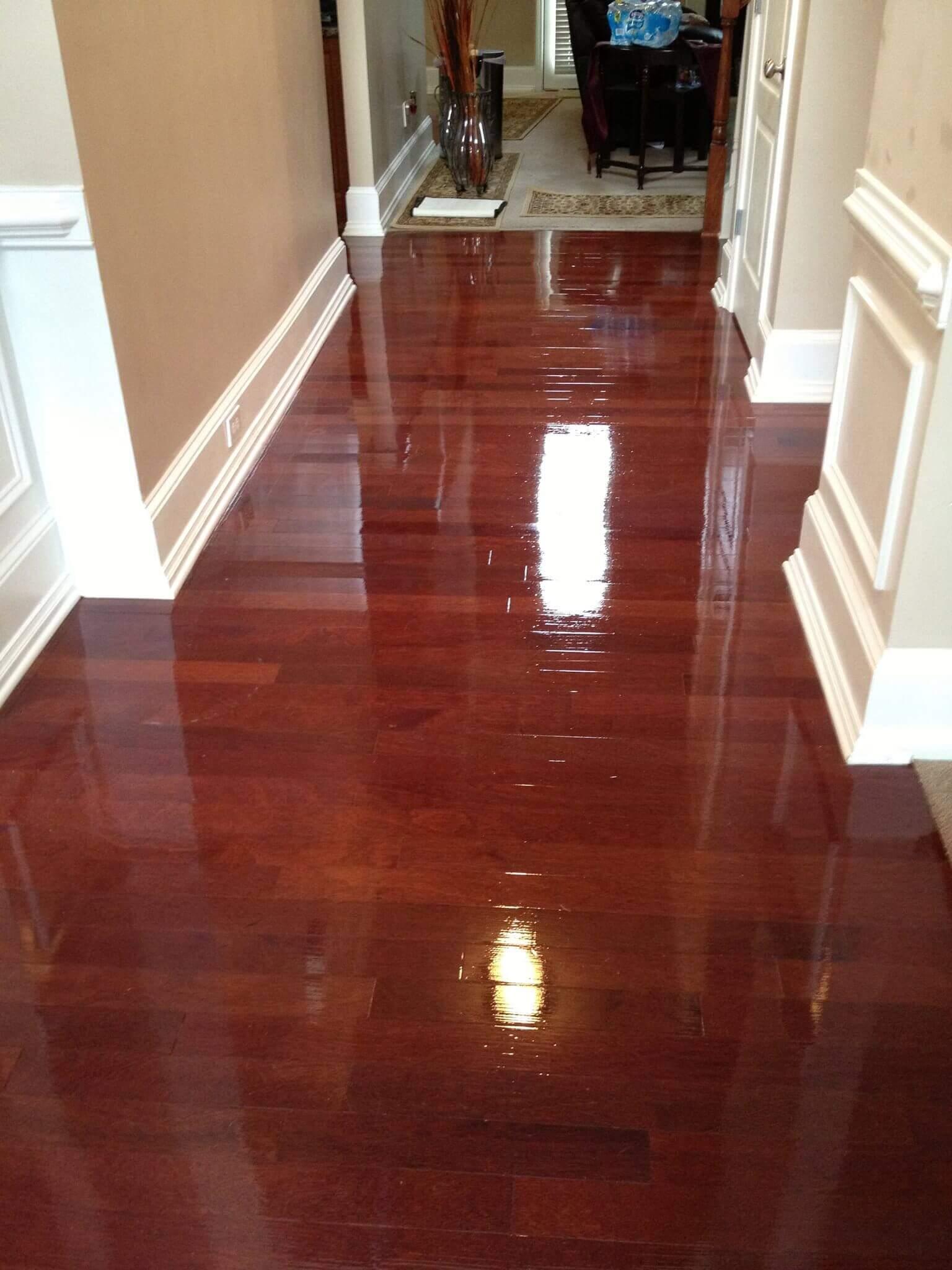 maintain hardwood floors in denver